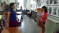 沈鈴惠老師訓練閩南語比賽學生