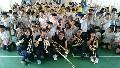 台中青年管樂團表演